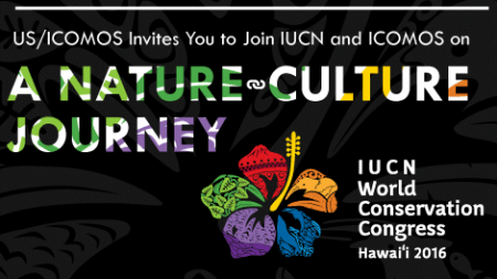 Nature and Culture at the IUCN World Conservation Congress in 2016