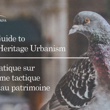 ICOMOS Canada Publishes Its New Field Guide