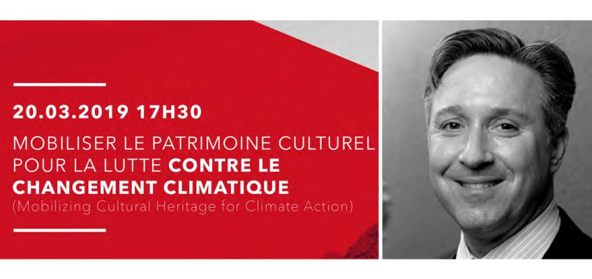 Mobilizing Cultural Heritage for Climate Change